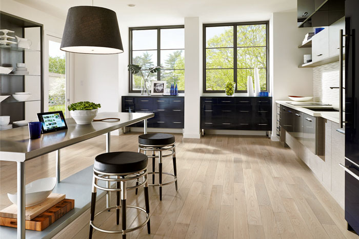 Five Hot Trends in Hardwood Flooring