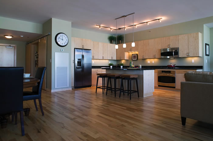 hardwood finishes more ecofriendly than ever