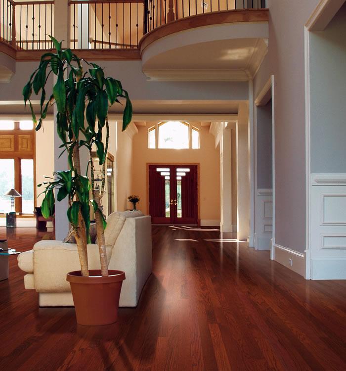 Keeping Hardwood Floors Looking Beautiful Is Easier Than
