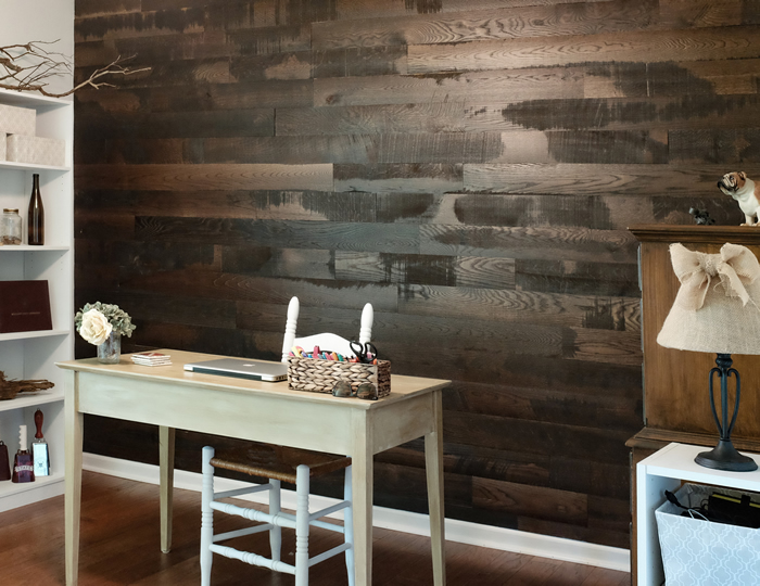Trend Alert Wood Planks Warm Up Ceilings And Walls American