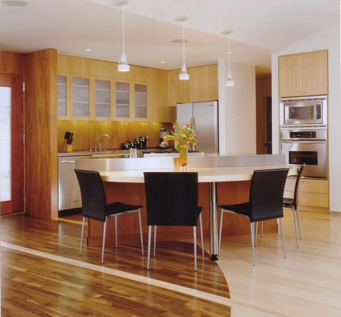 Hardwood Flooring Trends A Touch Of The Creative American