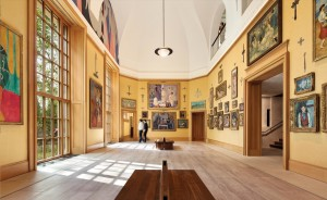 White Oak Floors Fit For A Museum American Hardwood
