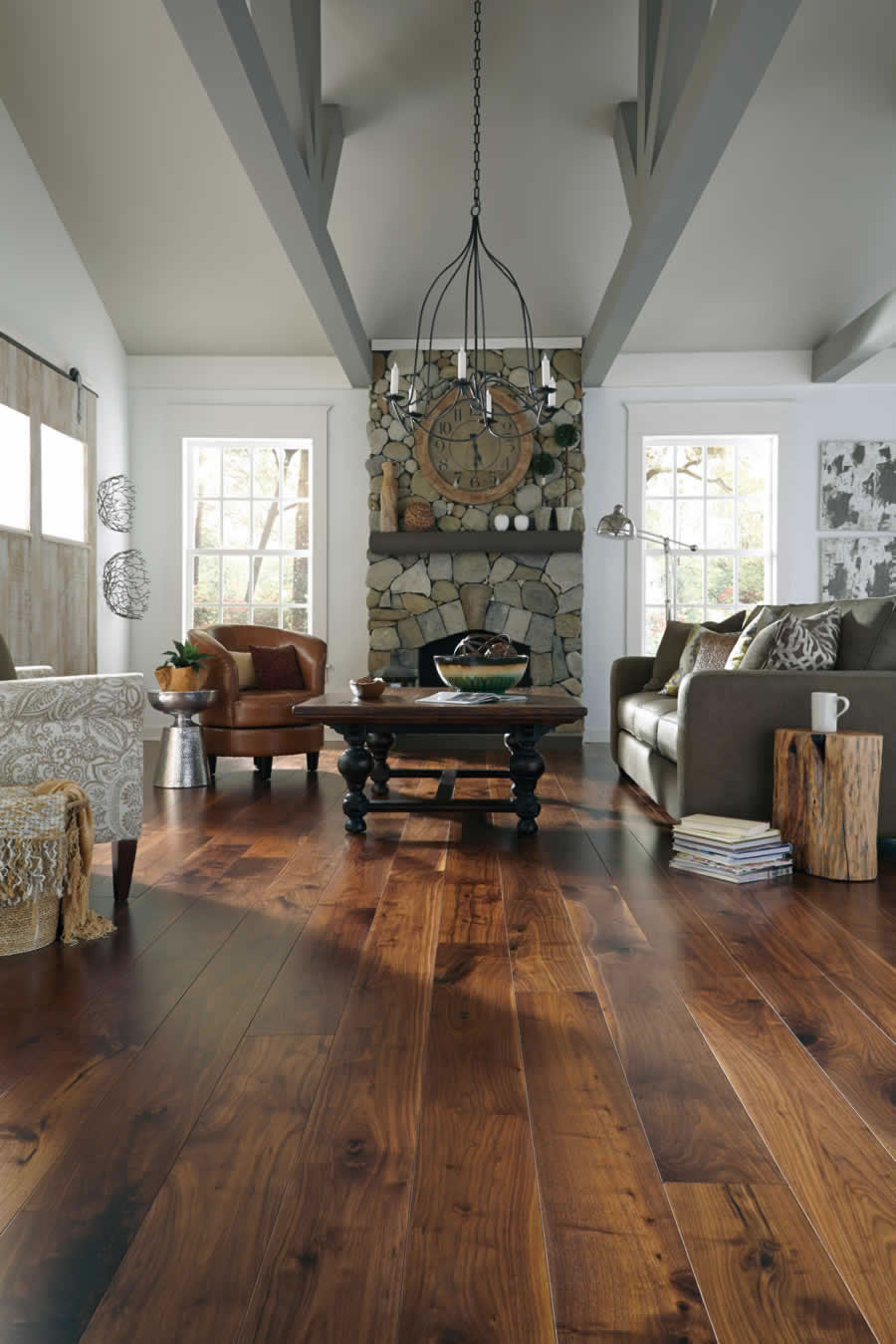 Quot All The Rage Quot In Hardwood Flooring American Hardwood