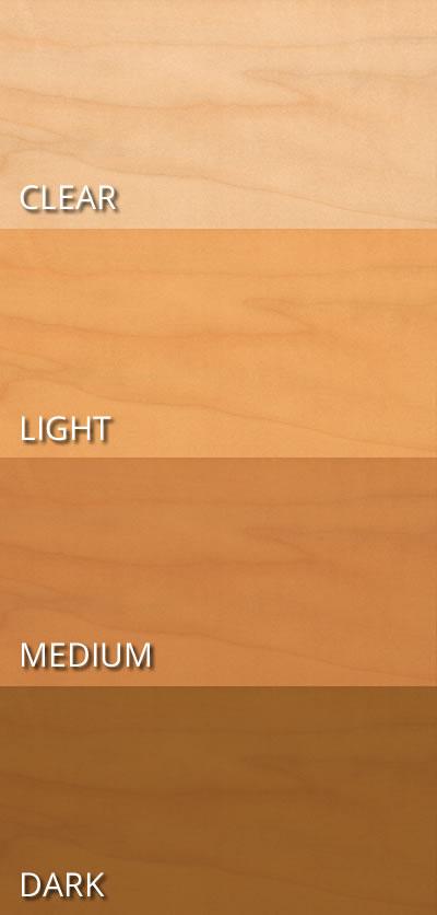 birch vs maple cabinets