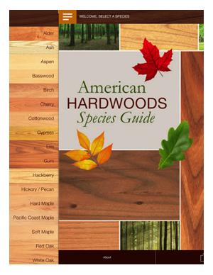Species Guide - American Hardwood Information Center