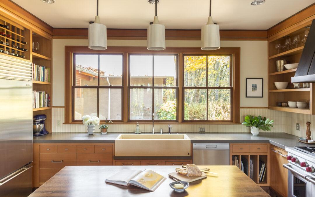 Six Inspiring Farmhouse-Style Ideas Using Natural Wood